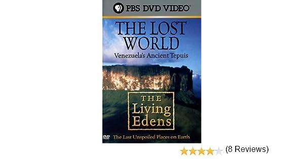 Amazon.com: The Living Edens - The Lost World - Venezuela's ...
