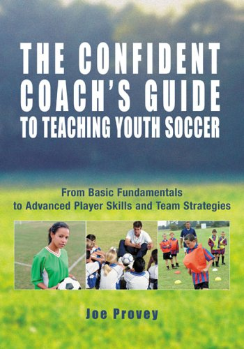 Confident Coachs Guide Teaching Soccer product image