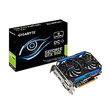 Gigabyte GeForce GTX 960 2GB GDDR5 PCiE Video Graphics Cards GV-N960OC-2GD