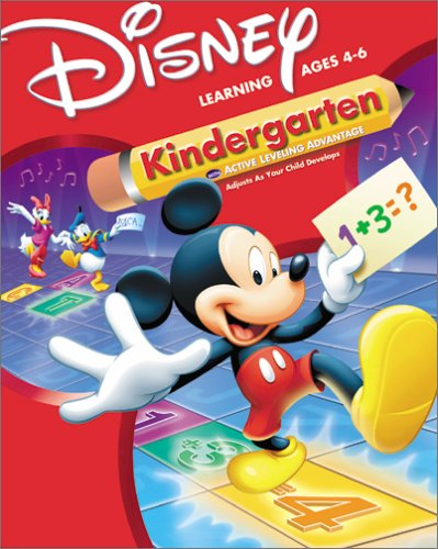 Mickey's Kindergarten - with Active Leveling Advantage!