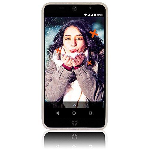 WileyFox Swift 2 Plus 5.0 colector ideal Funda protectora de silicona Caso de la cubierta del caso de parachoques Funda protectora del teléfono móvil Funda protectora del teléfono móvil Funda protect Patrón de colores