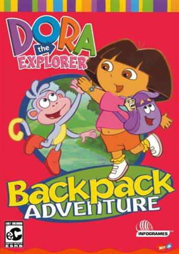 DORA THE EXPLORER BACKPACK ()