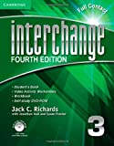 img - for Interchange Level 3 Full Contact with Self-study DVD-ROM (Interchange Fourth Edition) book / textbook / text book
