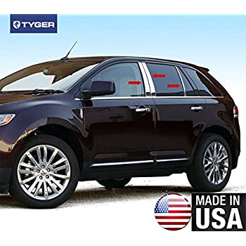 Made In Usa Works With   Lincoln Mkx Ford Edge Pc Stainless