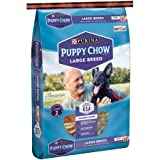Cheap Purina Puppy Chow Large Breed Formula Puppy Food 32 lb. Bag