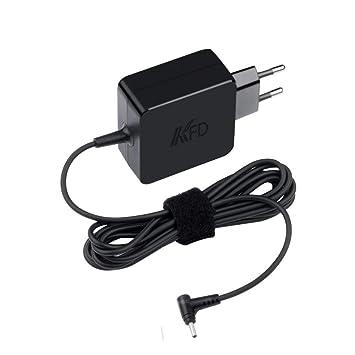 KFD 30W Adaptador Cargador Portátil para Asus Eee PC 1001 1001P 1005P 1001PX 1005PE 1005PEB 1008 1008P 1008HA 1005HA 1005HAB 1001HA 1001PXD 1001PXB ...