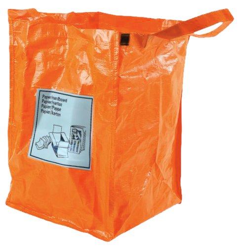 Esschert Design Recycling Paper Orange