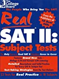 Real SAT II: Subject Tests