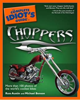 How to build a west coast chopper kit bike motorbooks workshop the complete idiots guide to choppers solutioingenieria Images