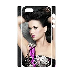 C-EUR Cell phone Protection Cover 3D Case Katy Perry For Iphone 5,5S
