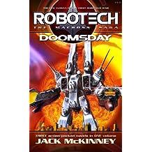 Robotech: The Macross Saga: Doomsday: Vol 4-6