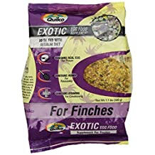 Quiko Exotic Egg Food Supplement for Finches, 1.1-Pound Pouch