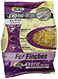 Quiko Exotic Egg Food Supplement for Finches, 1.1 lb. Pouch