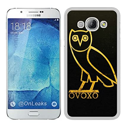 new arrival 1b7f5 0a102 Personalized Custom Samsung Galaxy A8 Case,drake ovo cool White ...