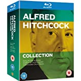 Alfred Hitchcock Collection: Dial M for Murder / North By Northwest / Strangers on a Train [Blu-ray] [Region Free]