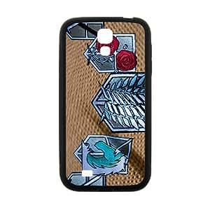 Distinctive window design pattern Cell Phone Case for Samsung Galaxy S4