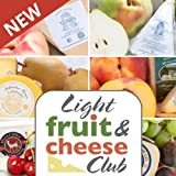 Golden State Fruit Monthly Fruit and Cheese Club (Light Version) - 12 Month Club