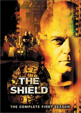 DVD : Shield: Season 1 (4 Disc)