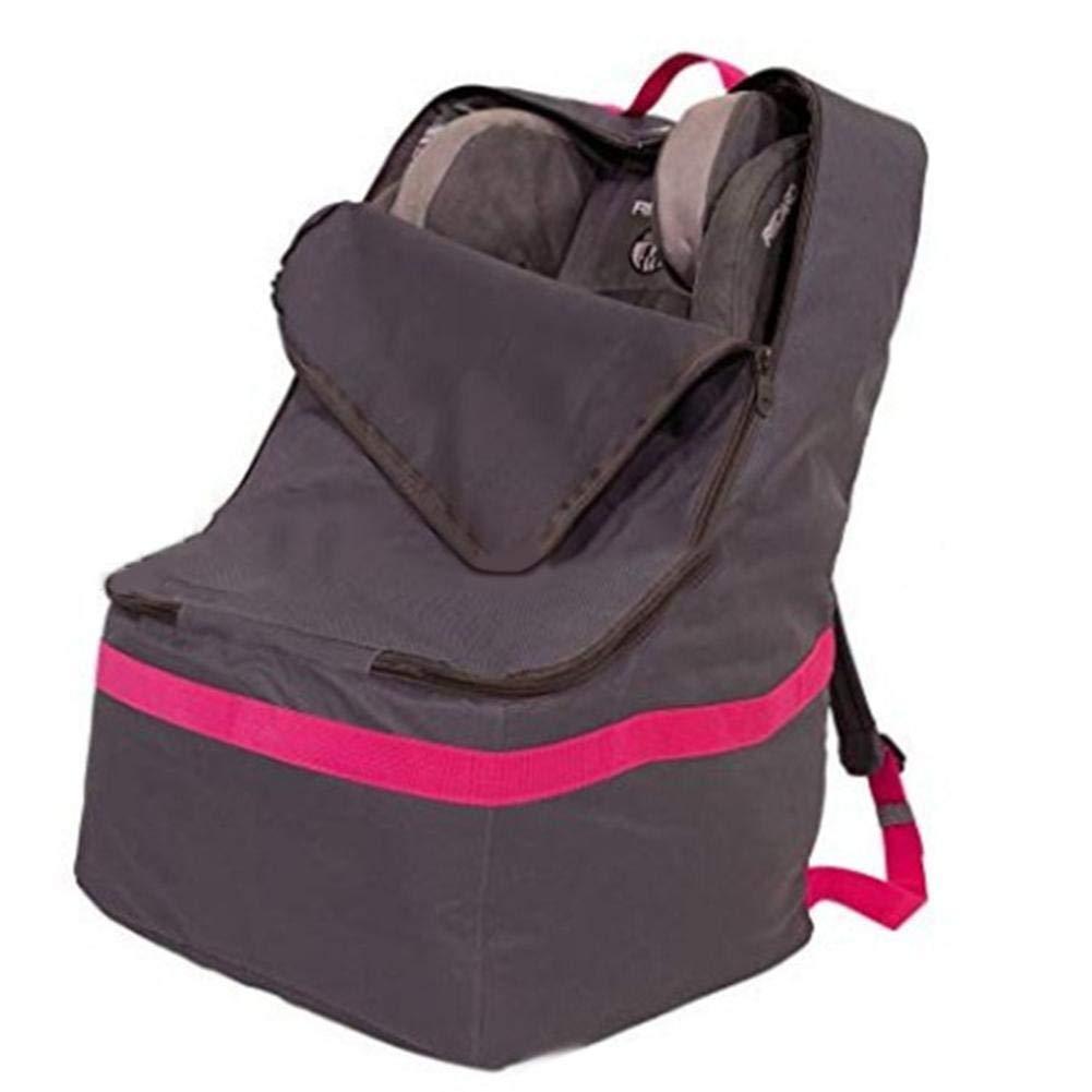 Flughafen fliegen mit Baby, Autositz Tasche verstellbare gepolsterte Tr/äger f/ür Rucksack Gate Check Universalgr/ö/ße Reisetaschen passen die meisten Autositze