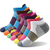 Walking Ankle Socks, Getspor Cotton Soft Padded Tennis...