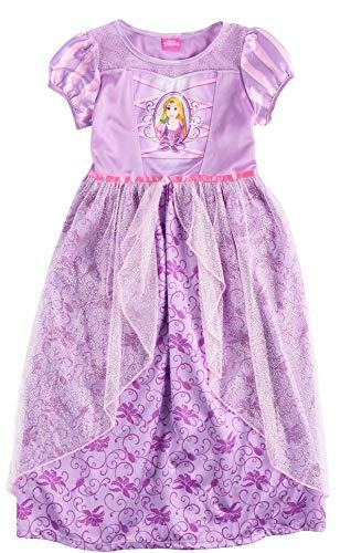 (Disney Character Sleepwear Girls Girls' Princess Fantasy Gown,)