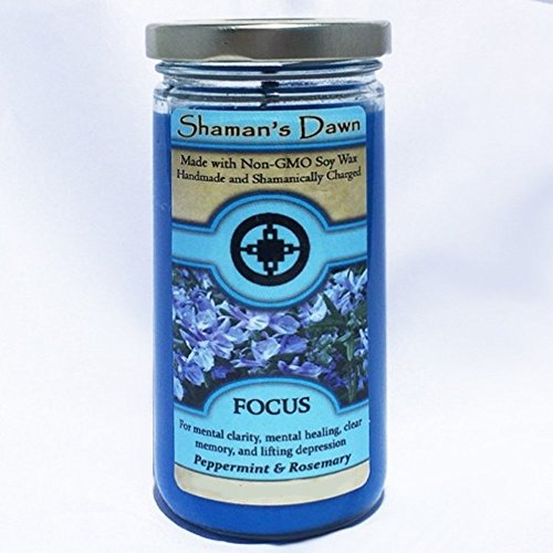 Sacred Tiger Presents Shaman's Dawn Focus Glass Jar Non G...