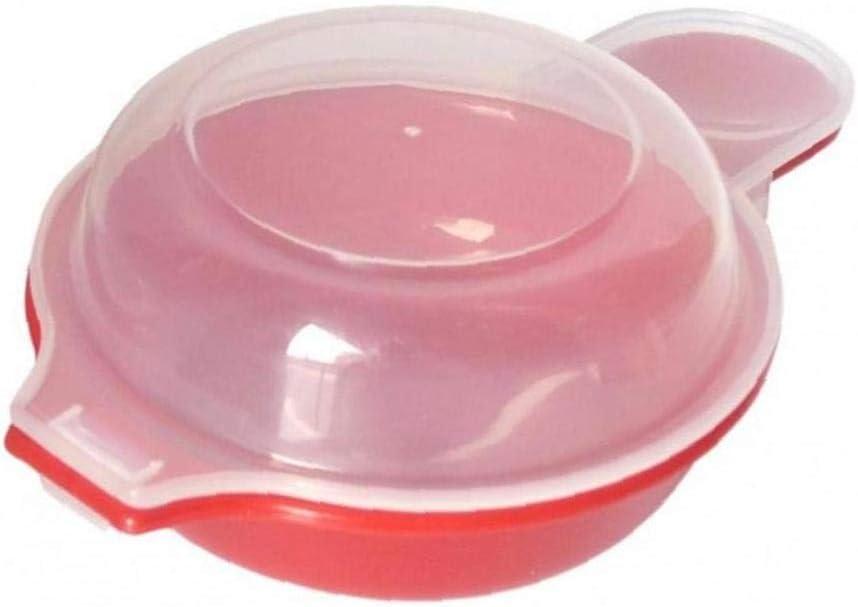 Case&Cover Conjunto de 2 Antiadherente Microondas Pancake Tortilla Fabricante