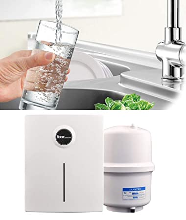 Powpro - Sistema de filtración de agua Powa PP-EWLQA 5 etapas purificador de agua profunda, sistema de filtración de ...