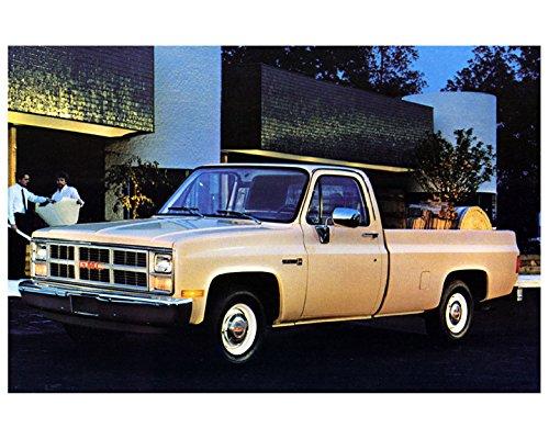 1984-gmc-sierra-c1500-wideside-pickup-truck-factory-photo