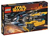 lego 7256 - LEGO Star Wars Jedi Starfighter and Vulture Droid
