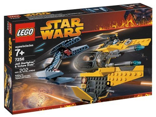 LEGO Star Wars Jedi Starfighter and Vulture Droid (Lego Jedi Starfighter And Vulture Droid)