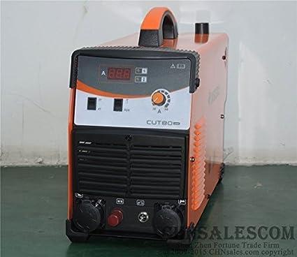 CHNsalescom 1 PCS JASIC CUT-80 L205 380V High Frequency Plasma Cutting Machine
