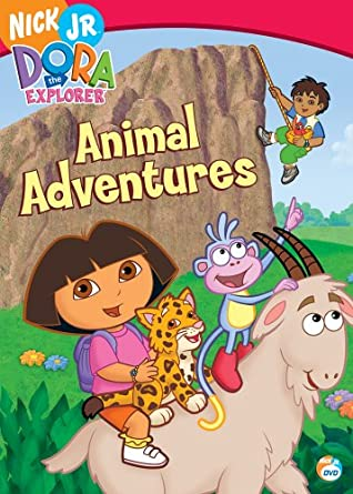 Amazon Com Dora The Explorer Animal Adventures Fatima Ptacek