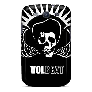 Hard Plastic Galaxy S3 Case Back Cover,hot Volbeat Case At Perfect Diy