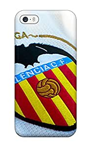 Cute Appearance Cover/tpu Valencia Fc Logo Case For Iphone 5/5s 5379205K23610975
