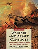 Warfare and Armed Conflicts: A Statistical Encyclopedia of Casualty and Other Figures, 1492-2015, 4th ed.