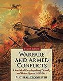 Guerra y conflictos armados: una enciclopedia estadística de heridos y otras figuras, 1492-2015