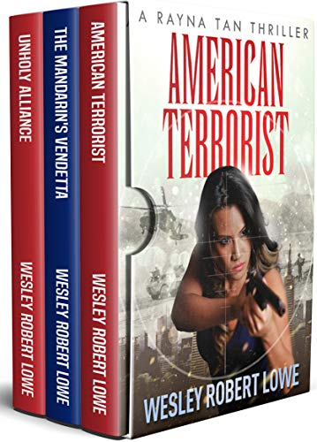 The Rayna Tan Series: Books 1-3: A Bundle of Gripping Action Thriller Novels (Rayna Tan Action - Tan Series