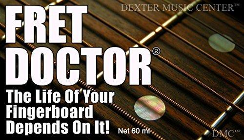 - Fret Doctor Fingerboard Oil 60ml Bottle