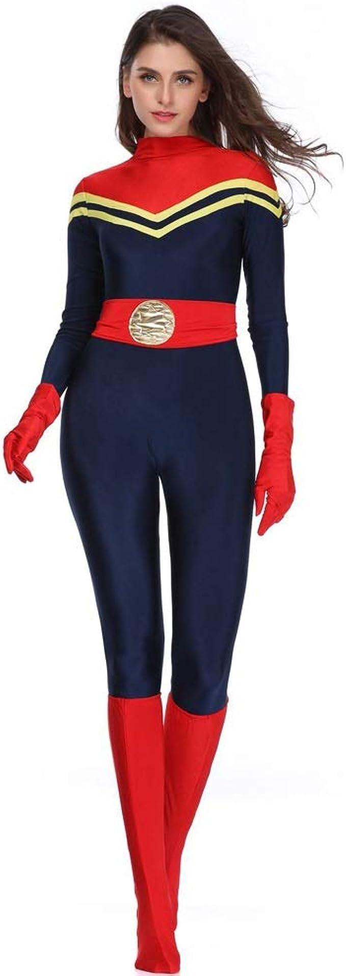 SPIDERMANHTT Mujer Disfraz de Cosplay Dama Adulta de Halloween ...