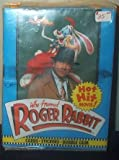 Who Framed Roger Rabbit Trading Movie Cards Box -36 Count