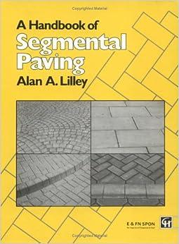 Handbook of Segmental Paving