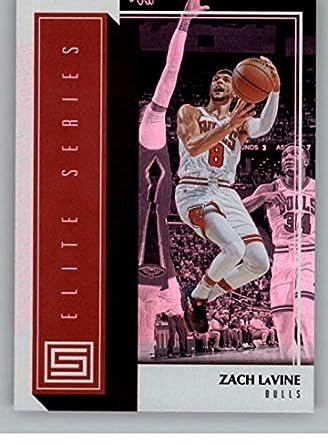 07f055b1 2018-19 Panini Status Elite Series #3 Zach LaVine Chicago Bulls NBA  Basketball Trading