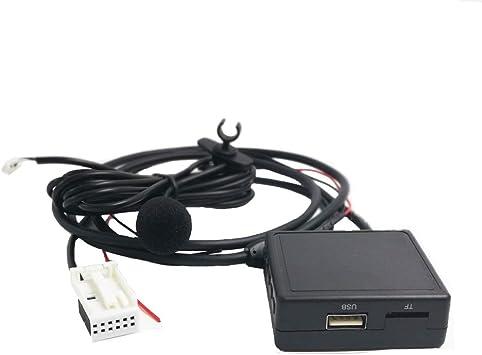 Bluetooth Aux Adapter For Rd4 Radio Citroen C5 C6 C8 C4 Elektronik
