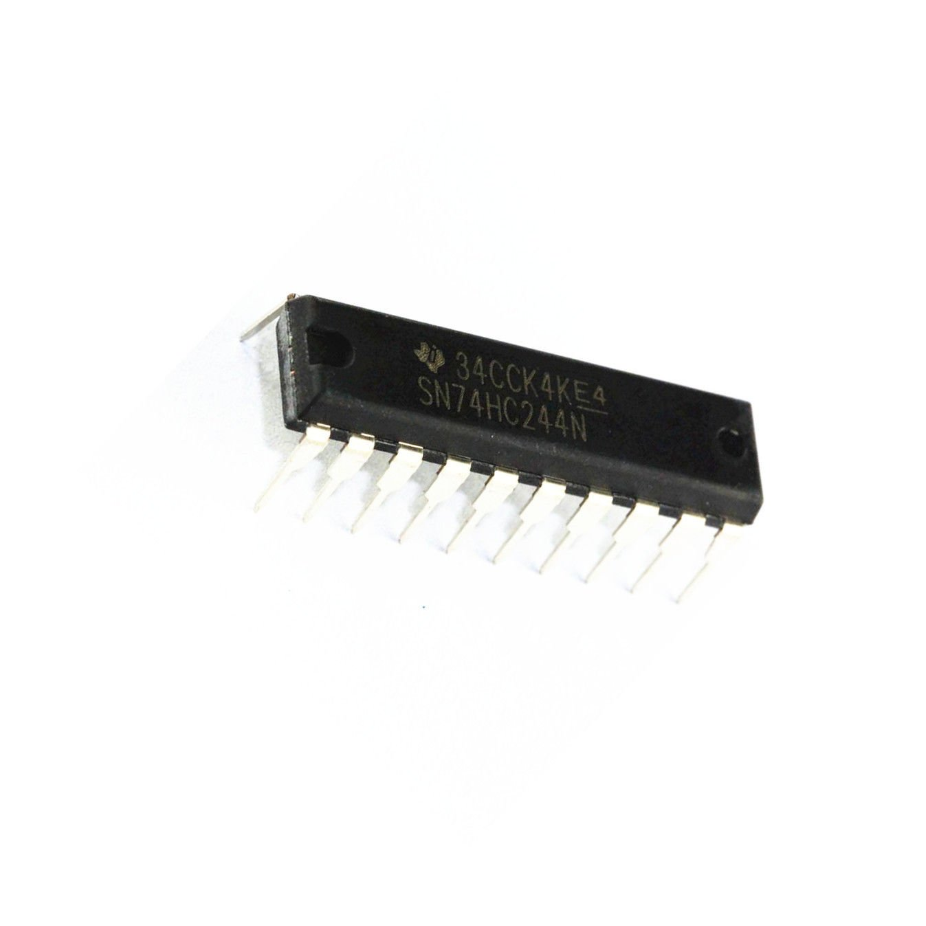 10PCS SN74HC244N 74HC244 DIP20 DIP-20 TI chip IC NEW