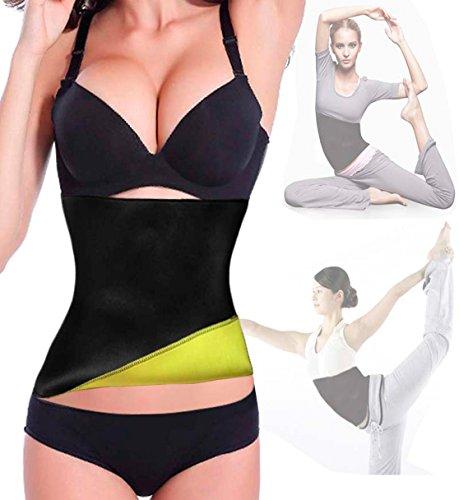 hot sweat shaper hot sweat belt women s waist trimmer hot sweat...