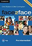face2face Pre-intermediate Class Audio CDs Second Edition