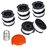 Best Black & Decker Lawn Trimmers - xiscose Line String Trimmer Replacement Spool, [9 Pack] Review
