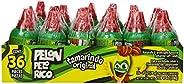 PELON PELO RICO Tamarind Candy (Pack of 36)