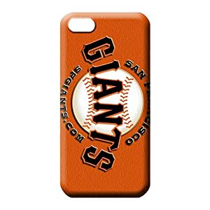 iphone 5 5s Excellent Fitted Phone Durable phone Cases phone carrying cases san francisco giants mlb baseball